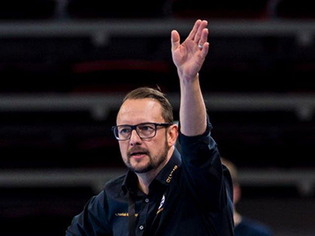 Martin Albertsen Trainer SG BBM Bietigheim