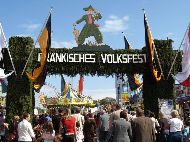 Fränkisches Volksfest