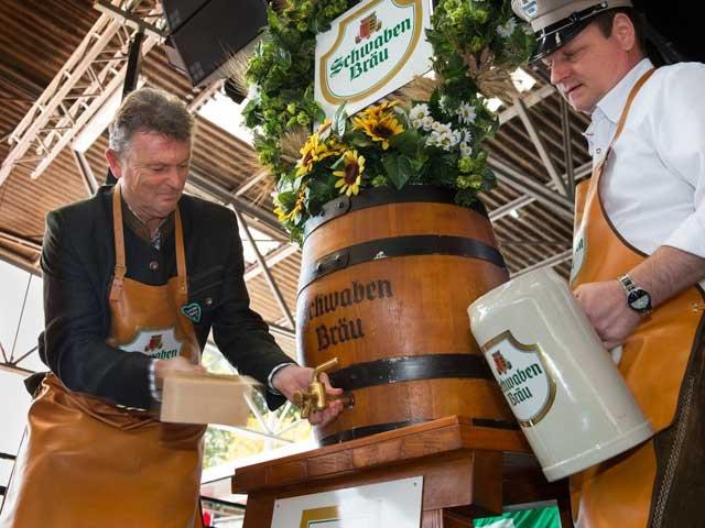 Brauereifest Dinkelacker 2018