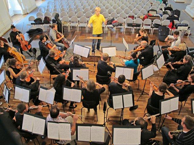 Kammerphilharmonie der Uni Stuttgart