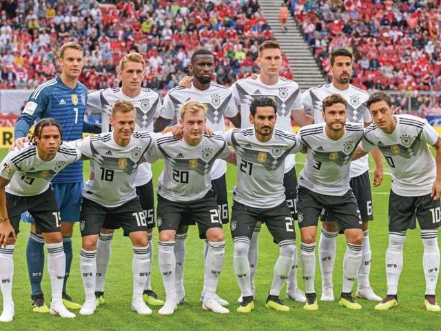 DFB Elf gegen Österreich