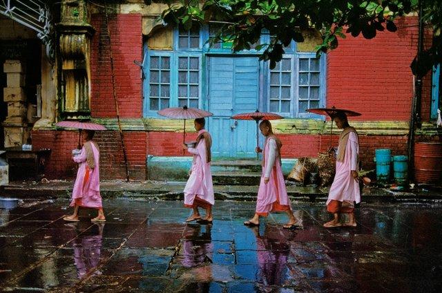 Rangoon, Burma, 1994