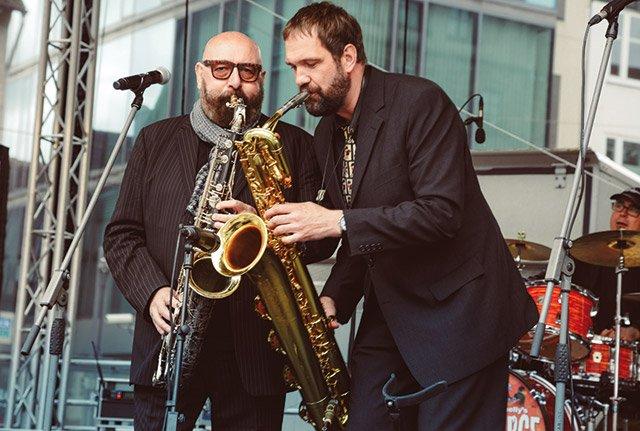 Jazz & Einkauf