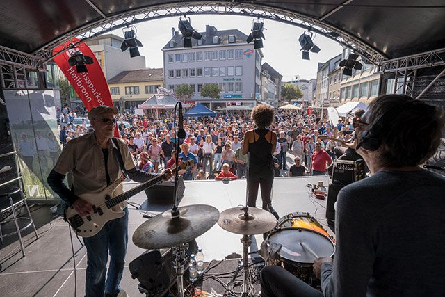Jazz & Einkauf Heilbronn