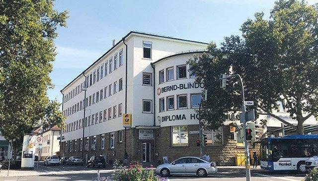 Bernd Blindow Schule