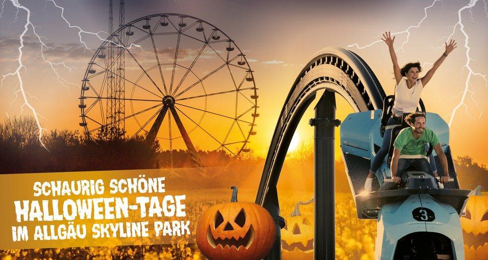 Skyline Park Halloween
