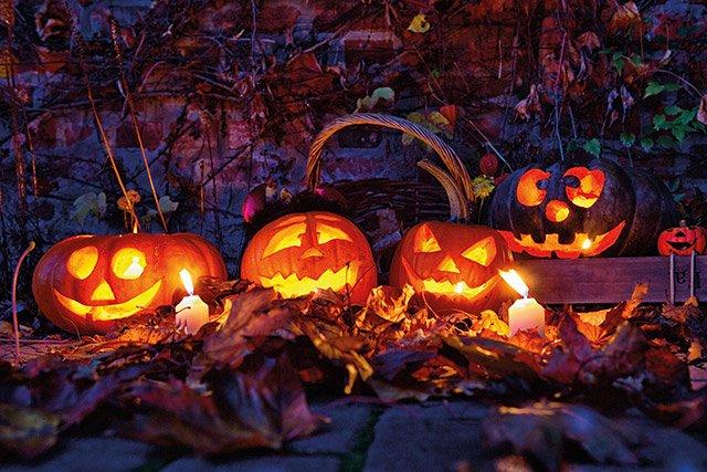 Halloween Skyline Park