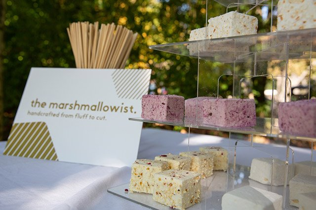 The Marshmallowist Christmas Garden
