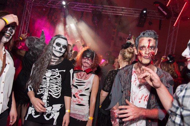 Halloween Sensapolis