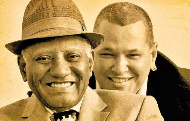 Rubalcaba und Luis Frank