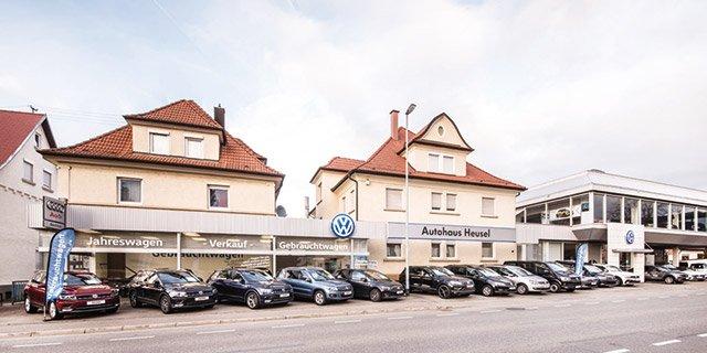 Autohaus Heusel