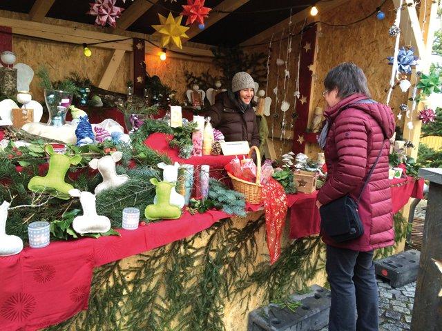Weihnachtsmarkt Crailsheim