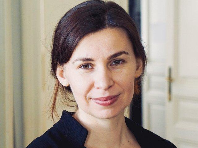 Tanja Maljartschuk Literatur Tage Ansbach