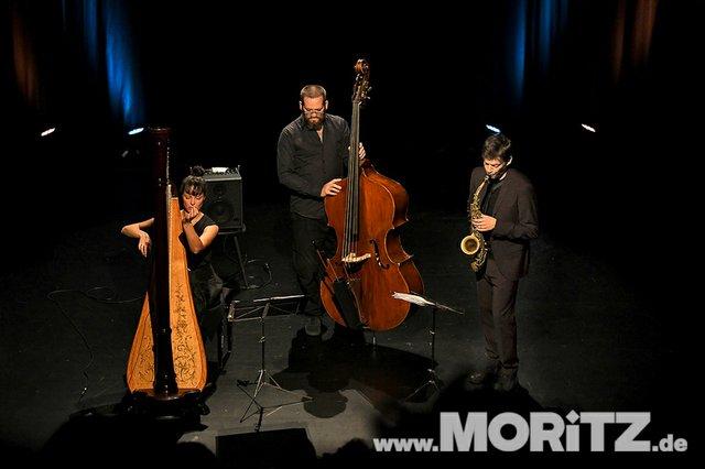 Kathrin Pechlof Trio bei den Stuttgarter Jazztagen der IG Jazz 2018 im Theaterhaus Stuttgart am 01.11.2018