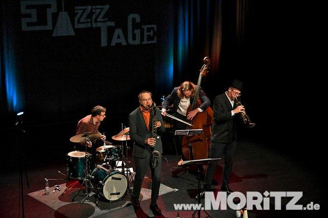 FUSK bei den Stuttgarter Jazztagen der IG Jazz 2018 im Theaterhaus Stuttgart am 01.11.2018