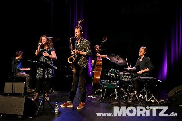 Duränx Quintett #2 bei den Stuttgarter Jazztagen der IG Jazz im Theaterhaus Stuttgart am 02.11.2018