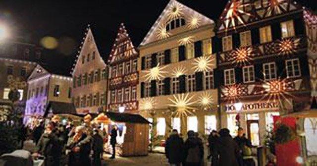 Weihnachtsmarkt Öhringen