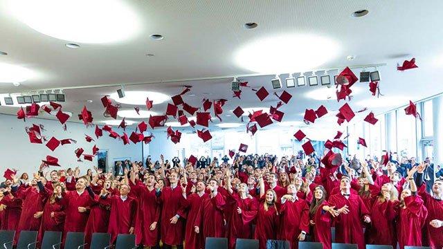 DHBW Graduierungsfeier