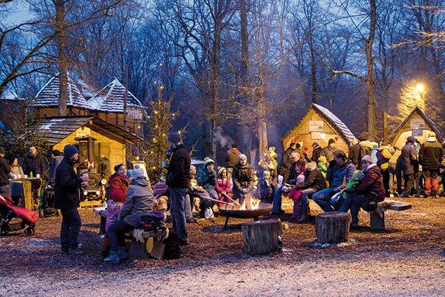 Weihnachtlicher Markt Bad Mergentheim