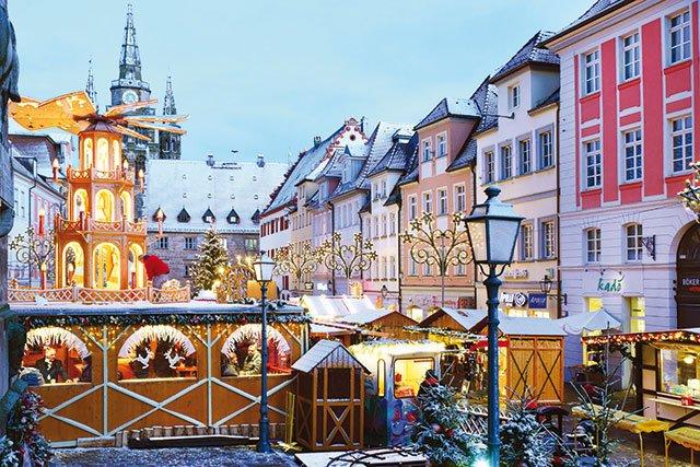 Weihnachtsmarkt Ansbach