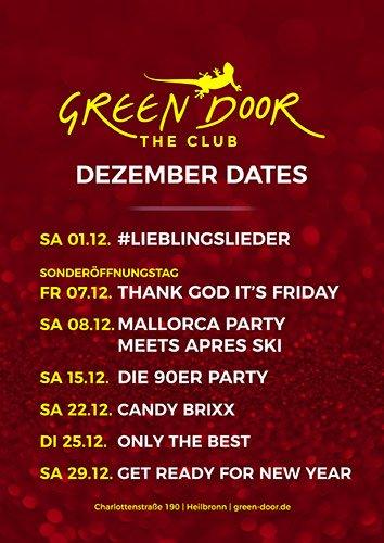 Green Door 1812