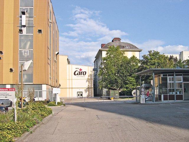 Caro Werk Ludwigsburg