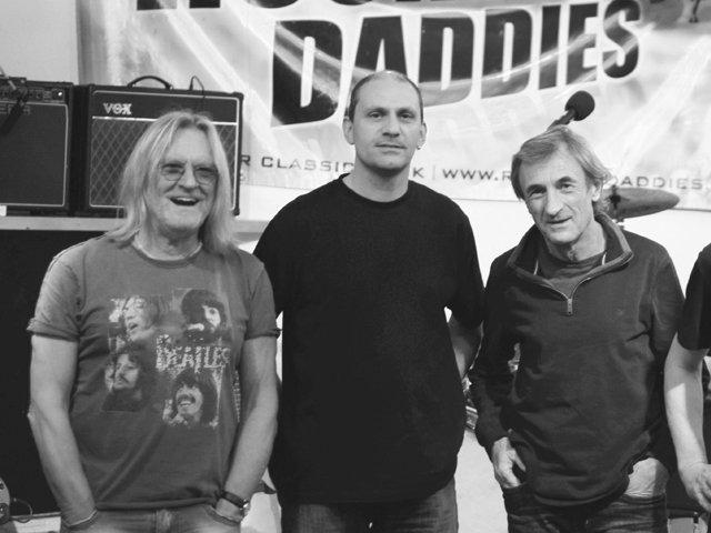 Rocking Daddies