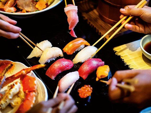 Yan Sushi & Wok