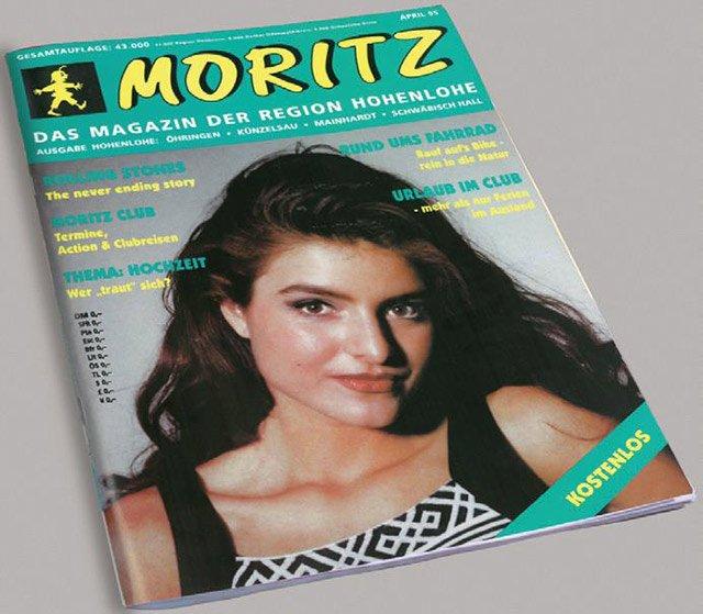 Moritz Zeitstrahl 1995
