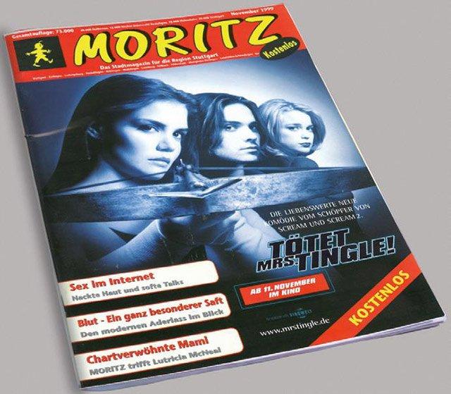 MORITZ Zeitstrahl 1999