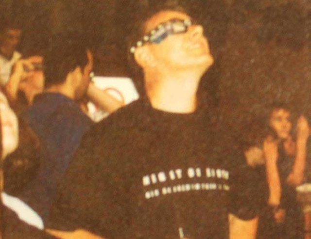 Moritz Zeitstrahl 1999 Sonnenfinsternis
