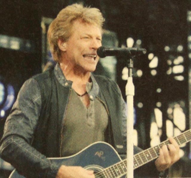 Moritz Zeitstrahl Bon Jovi