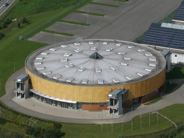 Moritz Zeitstrahl 2005 Hohenlohe Arena