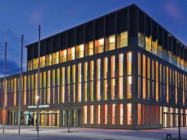 Moritz Zeitstrahl Stadthalle Reutlingen