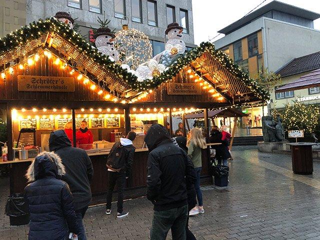 Weihnachtmarkt HN Schröters