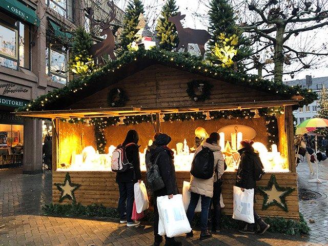 Weihnachtmarkt HN Perlkönig