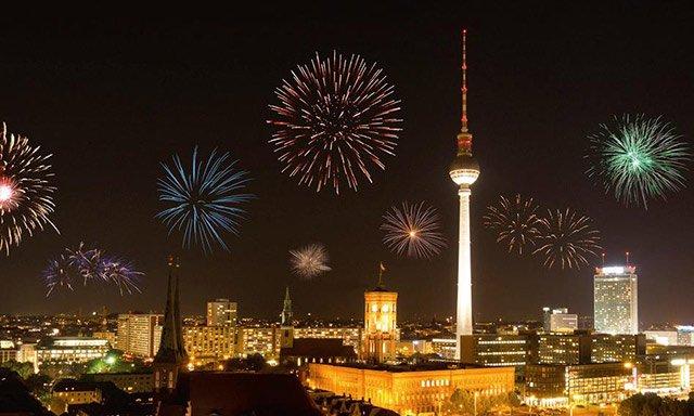 Silvester Berlin Jomotours