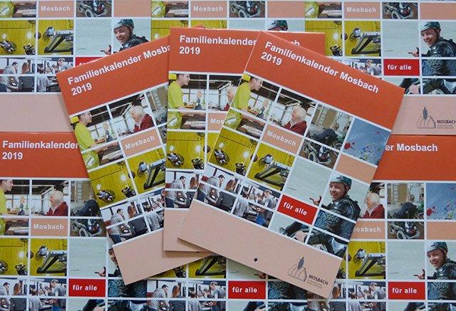 Familienkalender Mosbach 2019