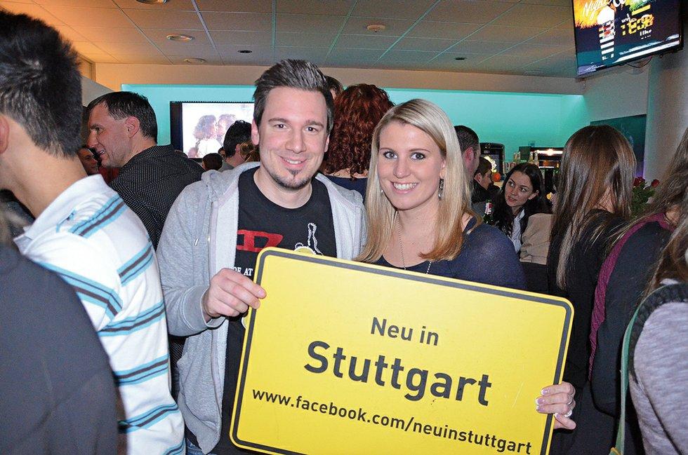 Neu In Stuttgart