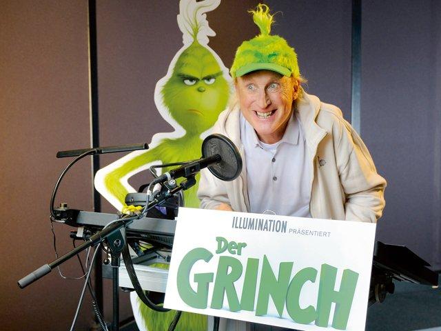 Otto Der Grinch