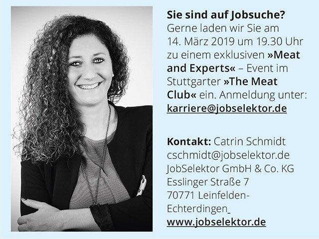 Jobselektor Catrin Schmidt