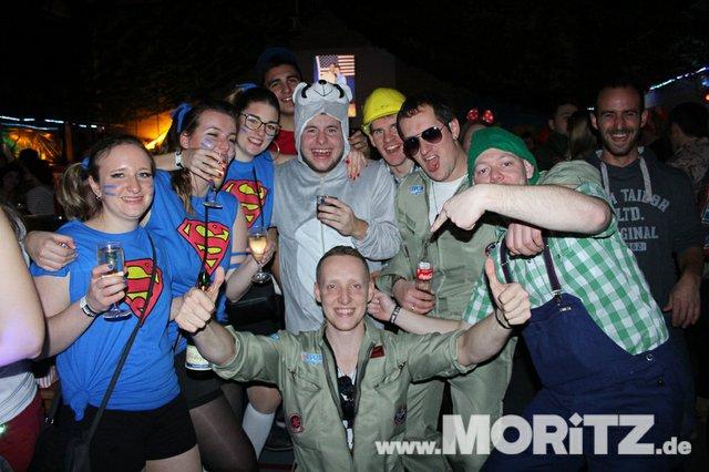 Inzwischen traditionell - super Partystimmung bei der Tüngentaler Faschingsparty. (41 von 80).jpg