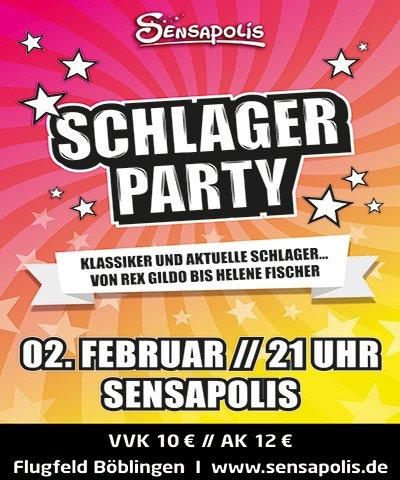 Sensapolis Schlagerparty 19
