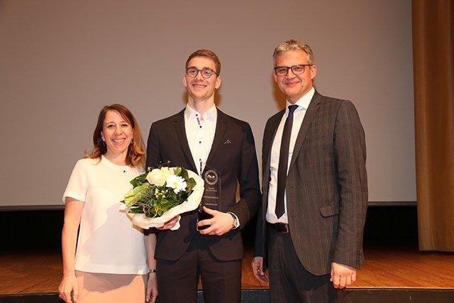 Sportlerehrung Neckarsulm 2019 Henning Mühlleitner