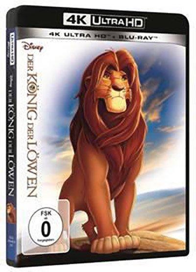 König de Löwen DVD