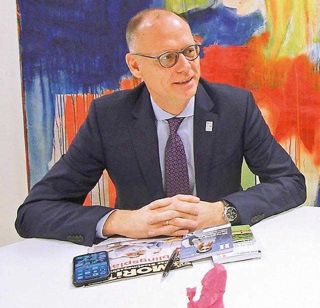 Steffen Schoch über Heilbronn