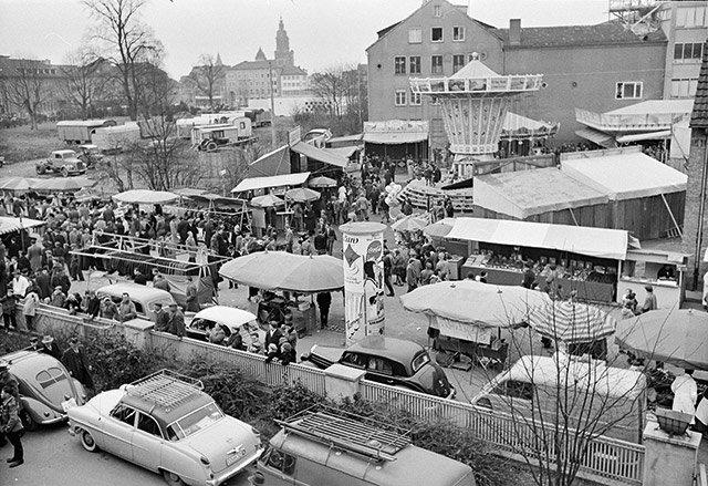 Heilbronner Pferdemarkt alt