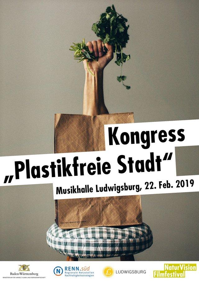 Ludwigsburg Kongress Plastikfreie Stadt