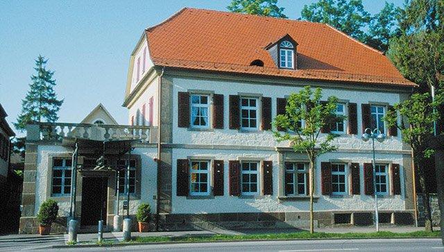 Weygang Museum Öhringen