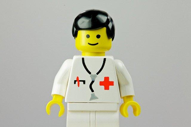 Lego Arzt